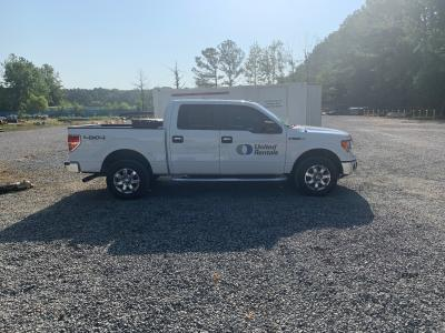 2014 Ford F-150 (Crew)