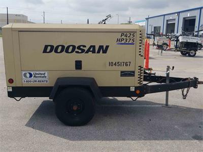 2016 IR Doosan P425/HP375 T4i