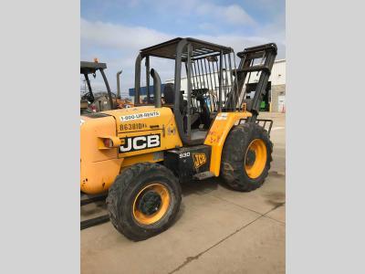 2011 Jcb 930
