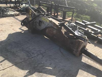 2014 Kent Demolition Tool (FRD Furukawa) F27 QT