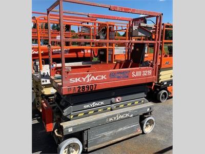 2014 Skyjack SJIII 3219