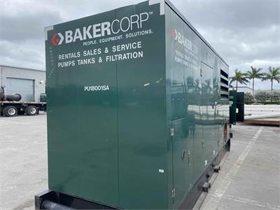 2012 BakerCorp BP1818LS-CD375