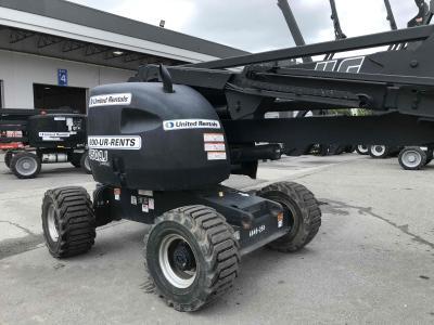 JLG 450AJ 2012