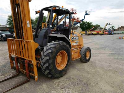 Forklifts & Material Handling - Rough Terrain Forklifts