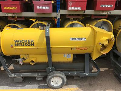 Wacker Neuson  HI400HD D 2018