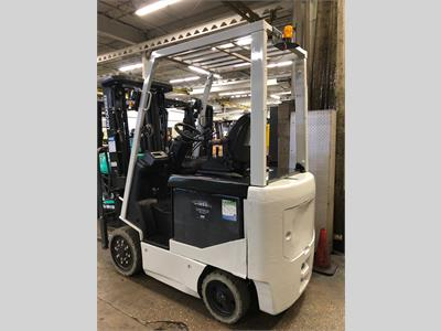 2013 Nissan UniCarriers MCT1B2L25S (BXC50N)