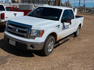 2013 Ford F-150 (Crew)