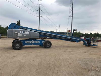 Genie  S-125 2012