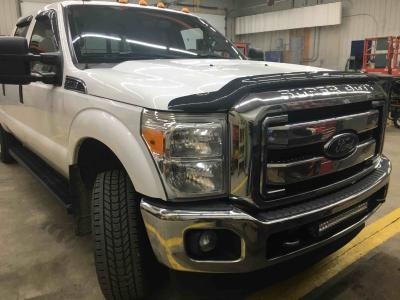 2016 Ford F-250 (Crew)
