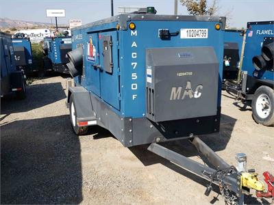 2013 MAC (Generac) MAC750F