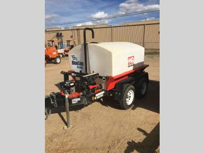 2018 Multiquip WT5C (Water Trailer 525 Gal)
