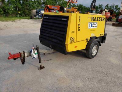 2014 Kaeser M100