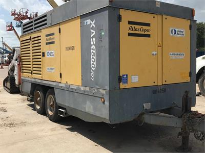 2013 Atlas Copco XAS 1800 IT4