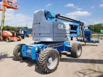 Genie  Z-60/34 2012