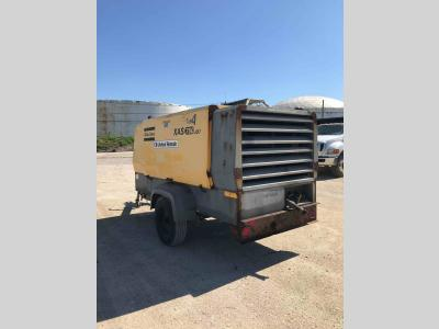 2012 Atlas Copco XAS 750 IT4