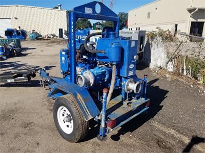 2006 Thompson Pump 4JSVM-DYST