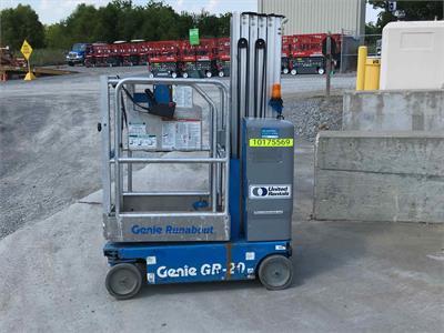 2013 Genie GR-20