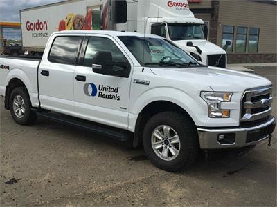 2017 Ford F-150 (cabine)