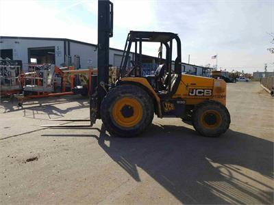 2011 JCB 930 4-WD