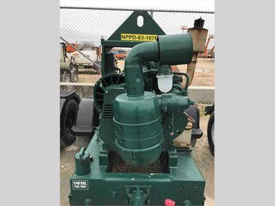 2017 Pioneer Pump PP66S14
