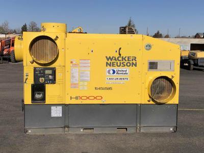 2016 Wacker Neuson HI1000