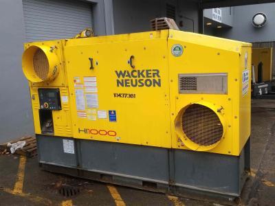 2015 Wacker Neuson HI1000