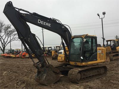 2012 John Deere 130G