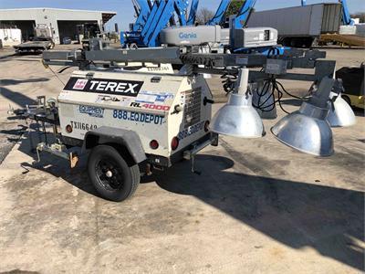 2012 Terex RL4000