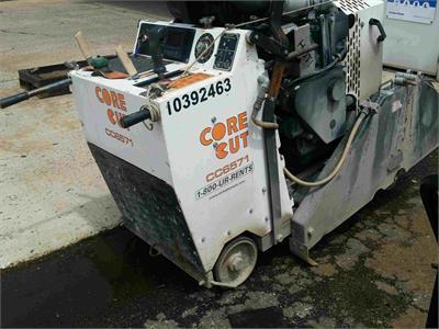 2015 Diamond Products Core Cut CC6571D