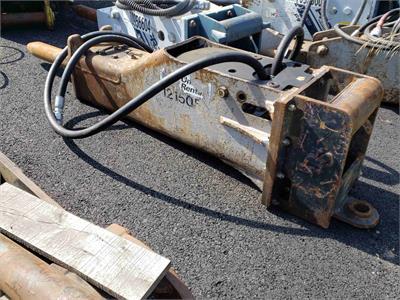 2011 Kent Demolition Tool (FRD Furukawa) F12 QT