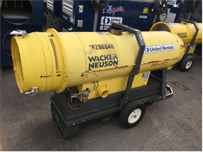 Wacker Neuson  HI400HD D 2013