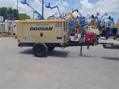 IR Doosan P425/HP375 T4i 2014