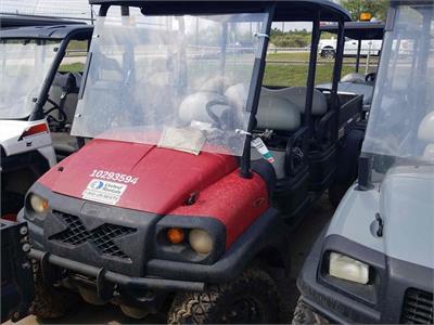 2014 Club Car XRT1550DSE