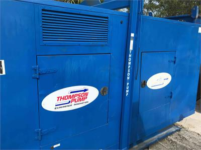 2011 Thompson Pump 18JSCJ-DJD