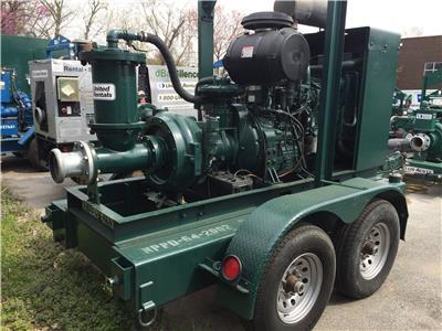2012 Pioneer Pump PP64S17