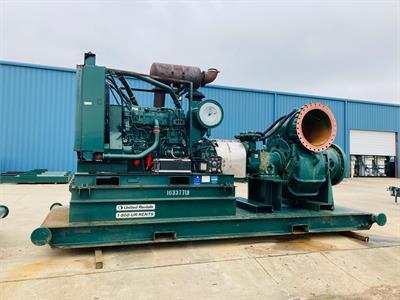 2015 Pioneer Pump PP3030S34