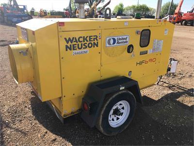 2014 Wacker Neuson HIF690