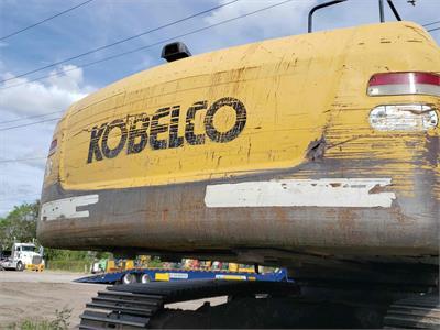 2014 Kobelco SK350LC-9