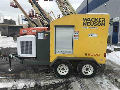 2014 Wacker Neuson E 3000