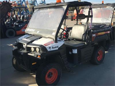 Bobcat 2013 3400 (diesel)