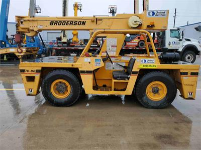 1999 Broderson IC-80-1F