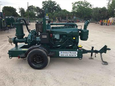2016 Pioneer Pump PP66S14