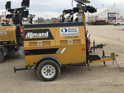 2012 Allmand Maxi-Lite ML20