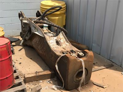 2013 Kent Demolition Tool (FRD Furukawa) F45 QT