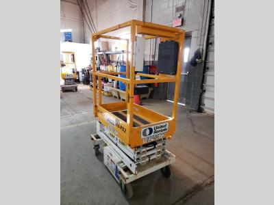 2014 HY-BRID LIFTS (Custom Equipment, LLC) HB-P827