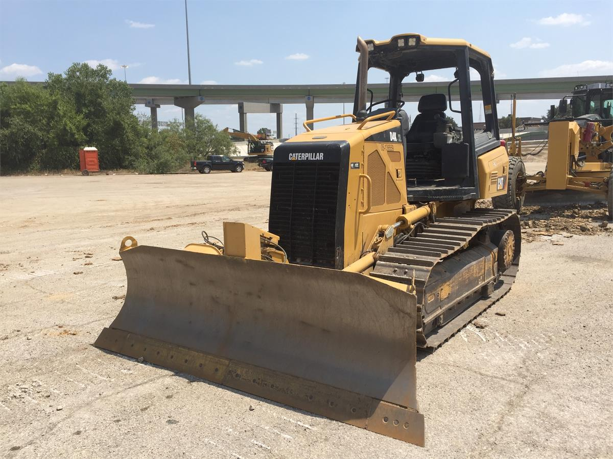 2008 Caterpillar D4k Xl Dozer 60 84 Hp Crawler Tractors